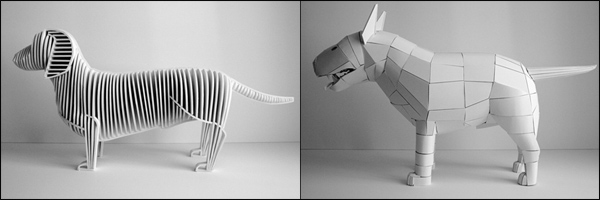 Cachorros de papel