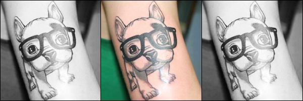 Tatuagem do Beto Siqueira