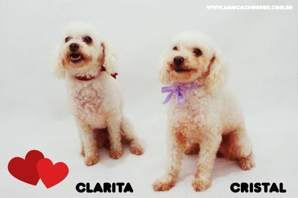 Clarita e Cristal
