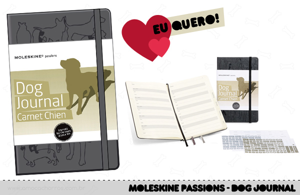 Moleskine Passions - Dog Journal