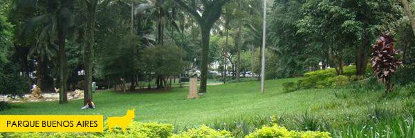 Parque Buenos Aires  - Parques e praças em São Paulo que aceitam cachorros! Saiba mais no post.