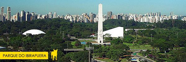 Parque do Ibirapuera  - Esse parque aceita cachorros! Saiba mais no post.