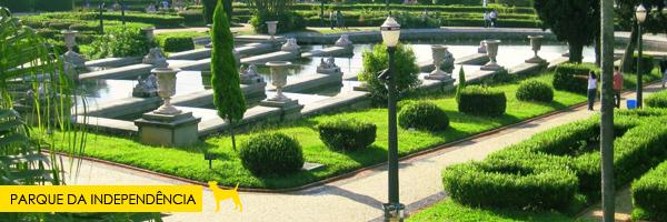 Parque da Independência - Parques e praças em São Paulo que aceitam cachorros! Saiba mais no post.