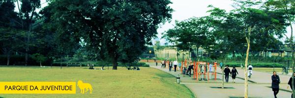 Parque da Juventude  - Esse parque aceita cachorros! Saiba mais no post.