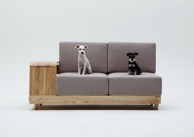 Doug House Sofa